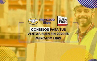 Consejos para tus ventas Buen Fin 2020 en Mercado Libre