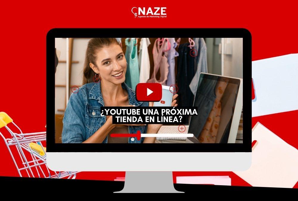 ¿Será Youtube una próxima tienda en línea?
