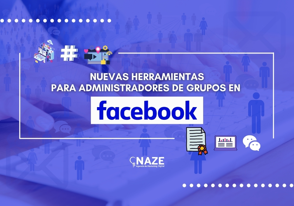 NAZE Agencia de Marketing Digital e-commerce y Publicidad - shopify partners - consultora certificada de mercado libre-herramientasFacebook