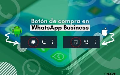 Botón de compra en WhatsApp Business