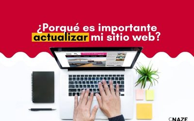 ¿Por qué es importante actualizar mi sitio web?